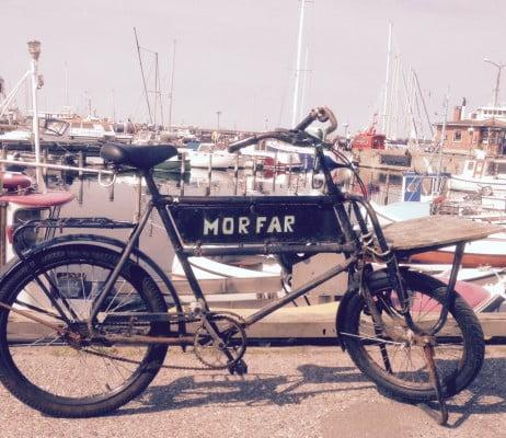 Morfars cykel